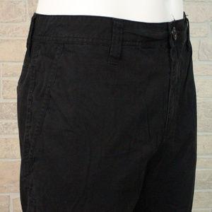 dd99a3971250 PJ Mark Pants - PJ Mark Slim Fit Black Jogger Cargo Pants Jeans 34